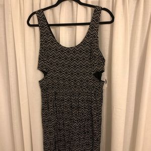 MADE For Impulse by Macy's Maxi Dress with Cutouts